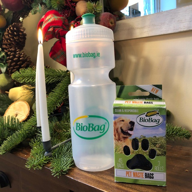 biobag sports bottle