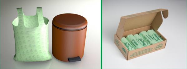 20 Litre Compostable Bio bags