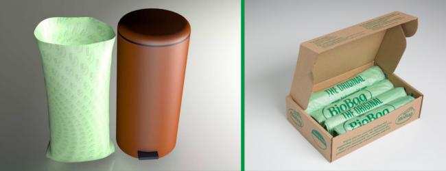 60 Litre Compostable Bio bags
