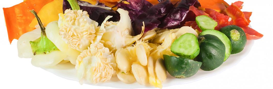 Food Waste Vegetable Leftovers