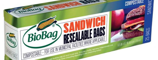 Sandwich Resealable Bags