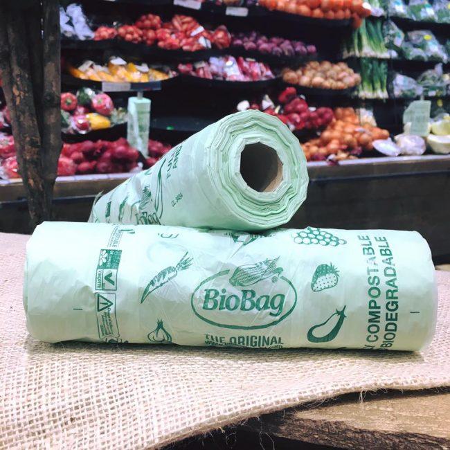biodegradable fruit & vegetable bags